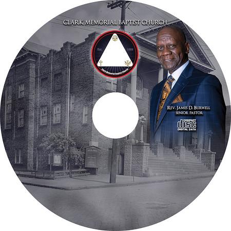 Clark Memorial CD's