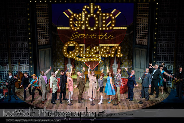 """One Man, Two Guvnors"" Complete Show"