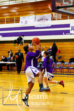 01.16.15 Lincoln @ NTHS Girls Basketball