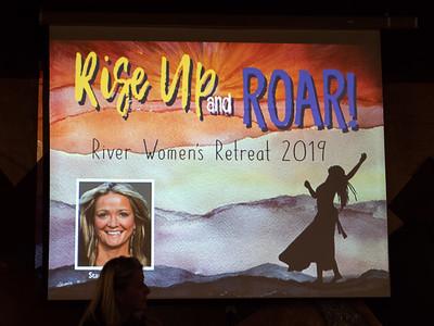 2019 Rise Up and Roar Women's Retreat