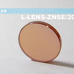 SKU: L-LENS-ZNSE/20/635, Φ20mm ZnSe Lens Focal Length 63.5mm with AR/AR Coating