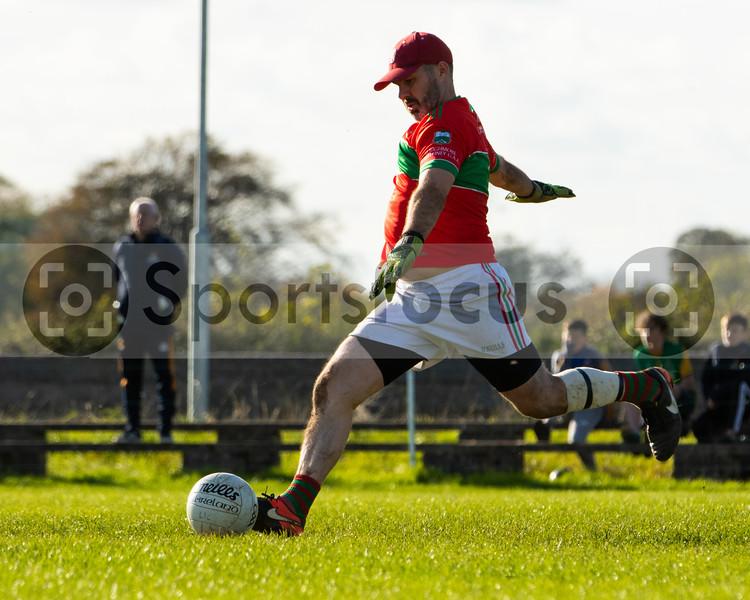 Sunday, November 27 2020 FBD Insurance Tipperary Senior Football Championship Semi Final - Clonmel Commercials 1-17(20) Loughmore Castleiney 1-15(18)