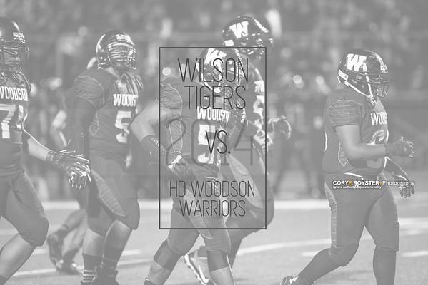 Wilson vs HD Woodson