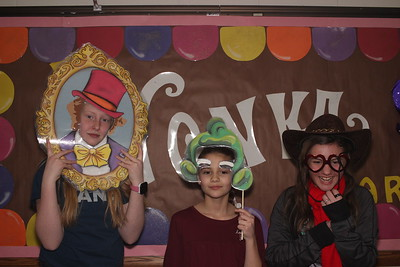 Tiebreaker Wonka Party