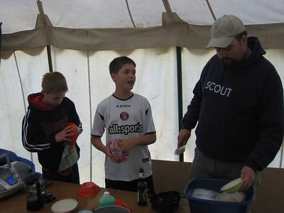 Camp at Blacklands Farm