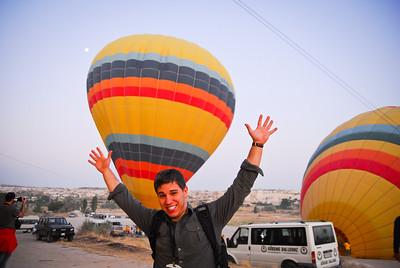 Balloon Trip - Cappadocia