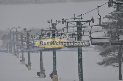 Top of Ski Hill, Gallery 1 - 2014 Kahtoola Michigan Mountain Run