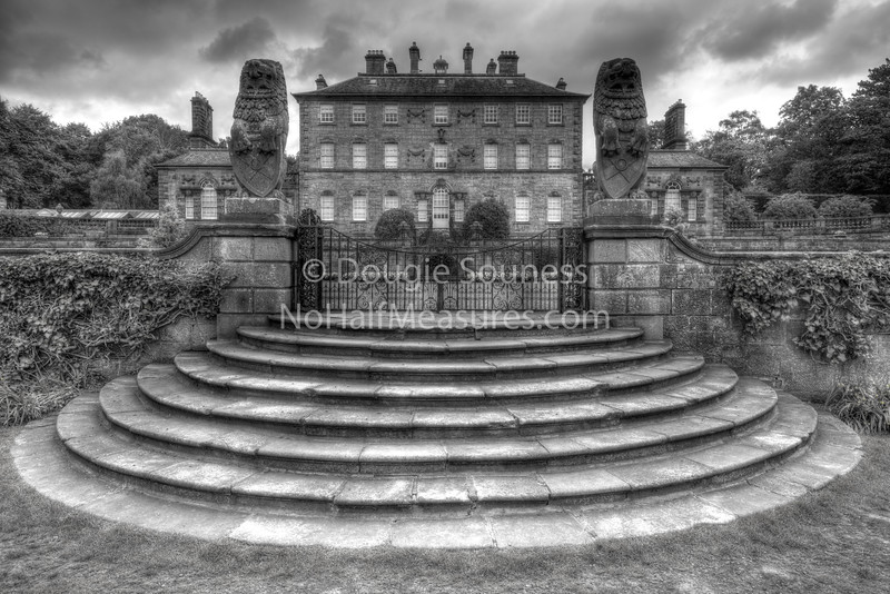 'Pollock House' <br /> 09 September 2012<br /> - built 1752.<br /> Pollok Country Park, Glasgow, Scotland