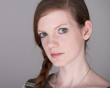 Beth Baker Modeling Headshots