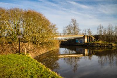 Barnby Dun canal December 2019