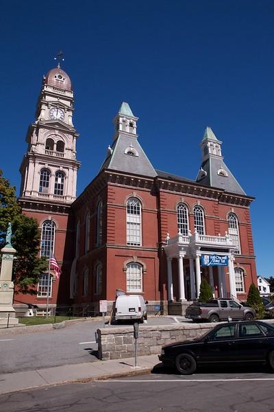 City Hall, Gloucester