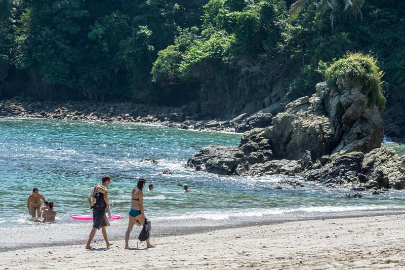 The Beach at Manuel Antonio Park