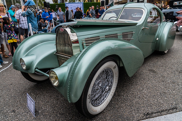 2019 Rodeo Drive Concours D'Elegance