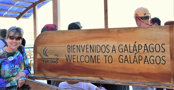 Galapagos Day 1
