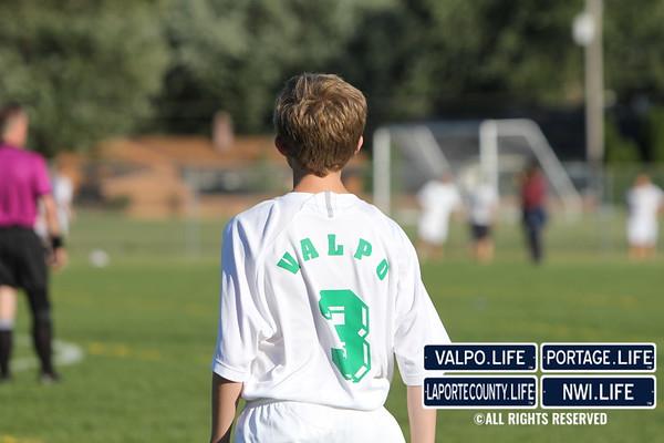 VHS JV Boys Soccer VS Lake Central 2011