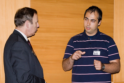 Networking lik a PRO - 10 zapovedi - Sam Schwartz