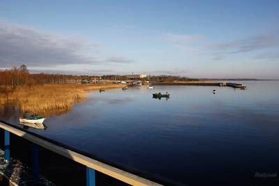 Zbiornik Siemianówka / Siemianowka reservoir