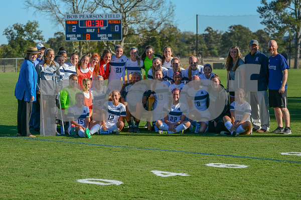 Oglethorpe/Senior Day 10/22/16