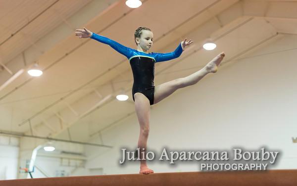 130302 Tumble by the Bay - Gymnastics Meet