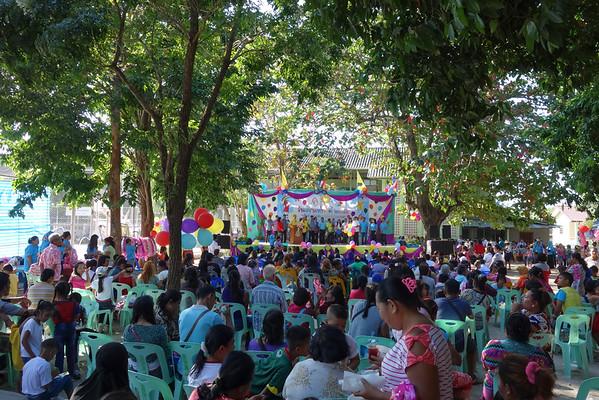 2016.01. - Children Day at Wat Sawang Arom Rawai