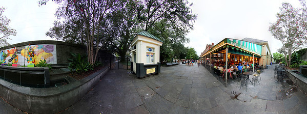 New Orleans July 2012 Street Panos