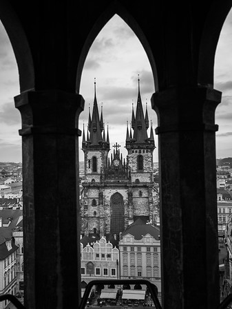 COOL IN PRAGUE