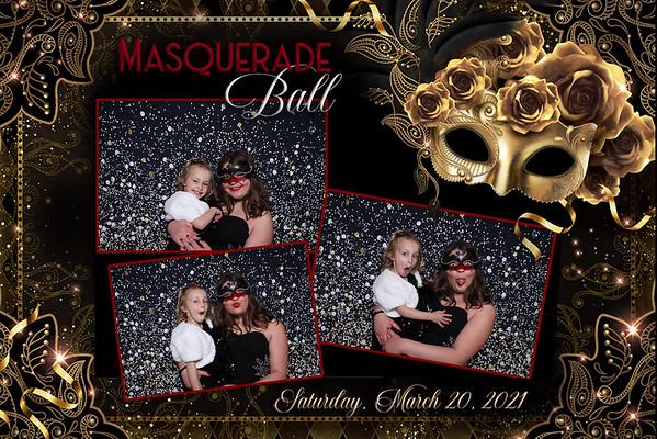 Dakota's Masquerade Ball