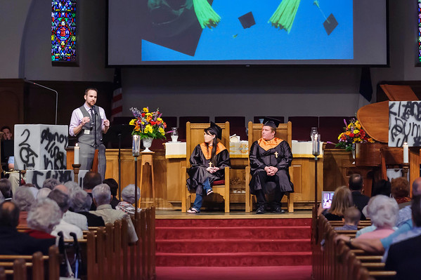 Graduation/Youth/Communion Sunday 5-5-2013