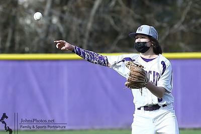 Oak Harbor Baseball 2020-2021