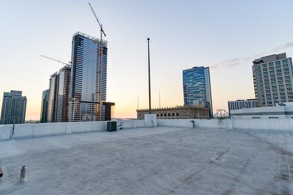Standard Oil Rooftop