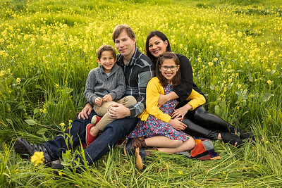 J Hayes Family Spring 2020