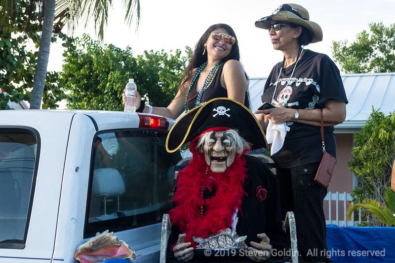 Pirates Week parade