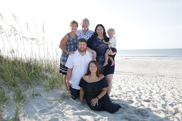 The Griffith Family 2019