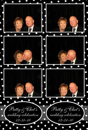 Patty & Chet's Wedding
