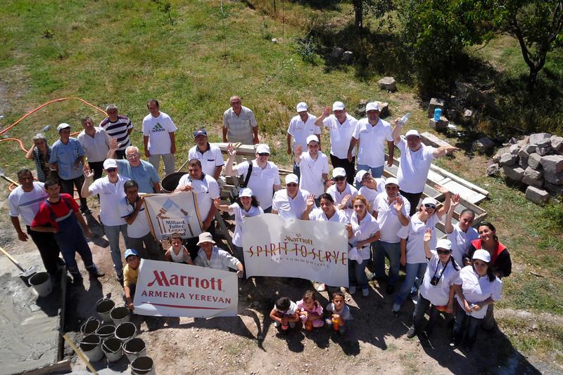 10 08-28  Marriott staff at MFLB.   gohar