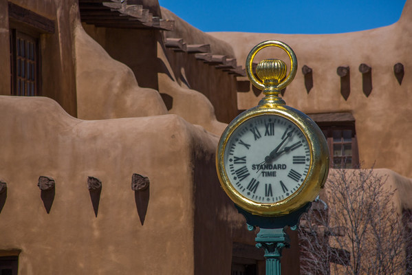 Standard Time in New Mexico