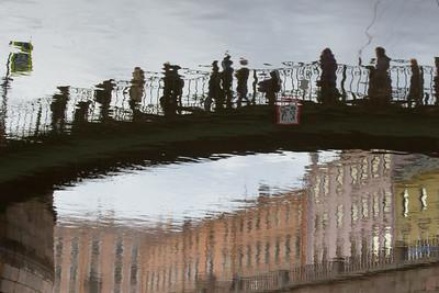 Walks in St. Petersburg