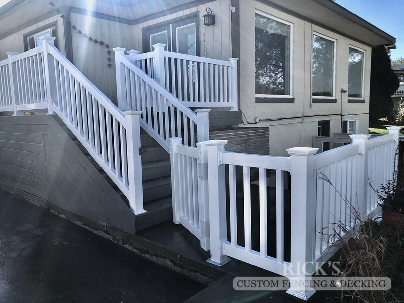 1254 - LifeStyle HDPE Composite Decking