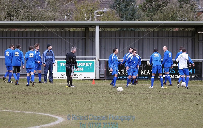 CHIPPENHAM TOWN V RUGBY TOWN
