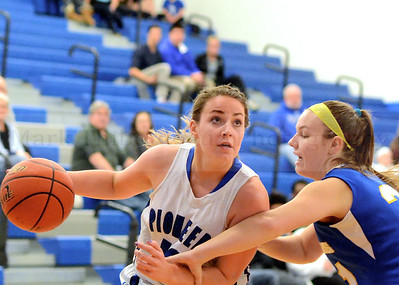 Lampeter-Strasburg Girls Basketball