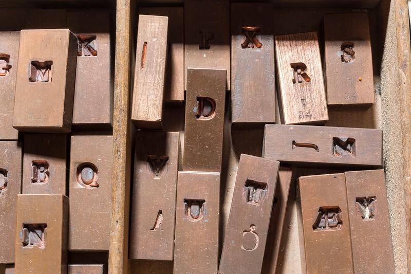 Copper matrices