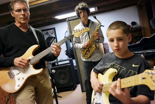 Berkshire Youth Jazz Ensemble 093014