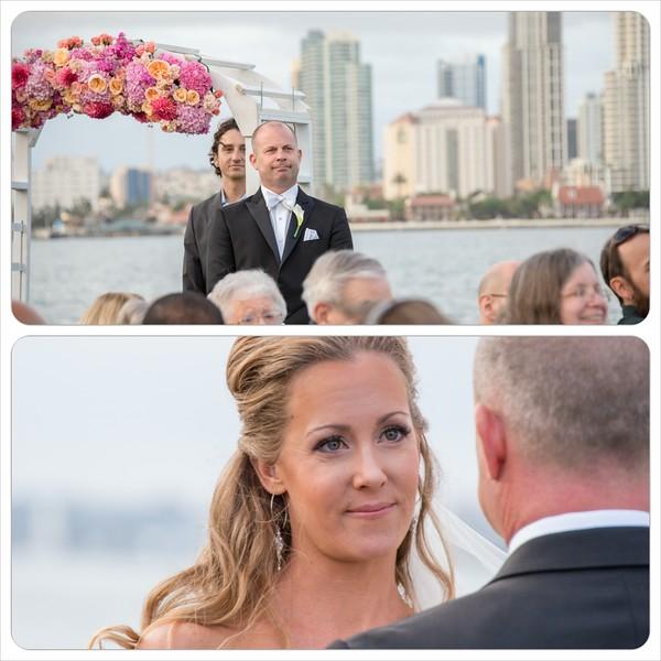 Coronado San Diego Wedding Photographer -   first look.jpg