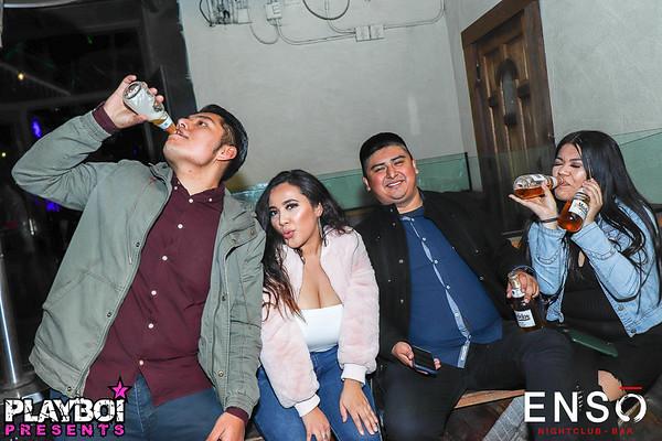 2/23 [Saturdays@Enso Nightclub]