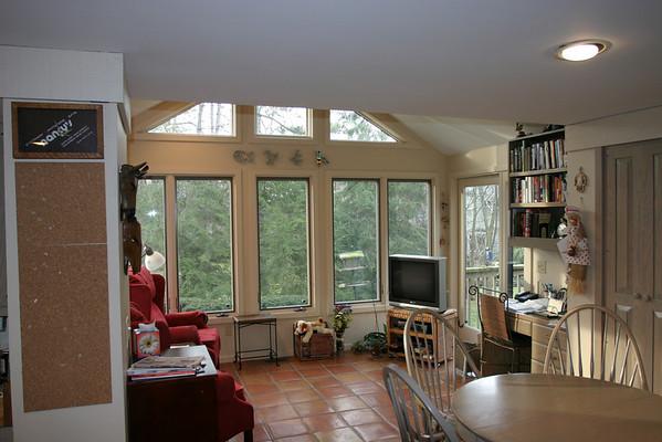 Kitchen Extension Sitting Room Addition