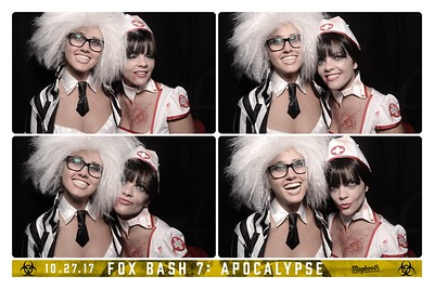 LVL 2017-10-27 Fox Bash 7 for The Smile Train
