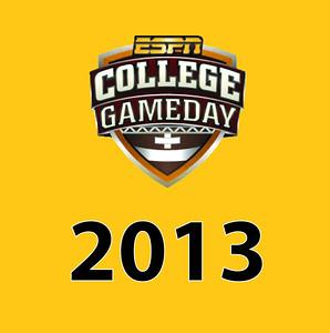 2014 ESPN Gameday