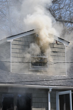 North Reading, MA - 2nd Alarm - 41 Linwood Ave - 4/16/12