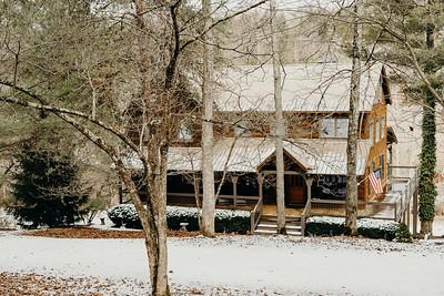 Ivylog Creek Cabin