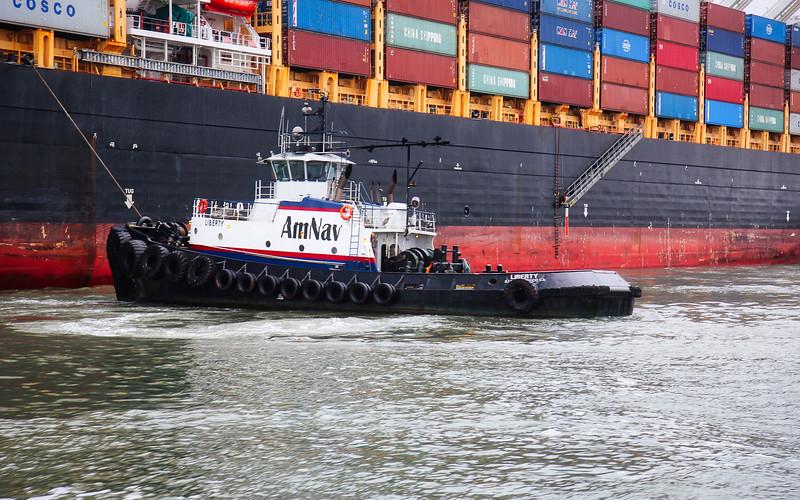 AmNav Tugboats